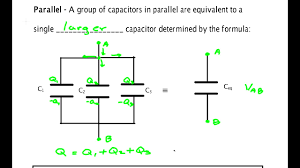 Area Formula by Symbols Glamorous Homework And Exercises Capacitors Parallel