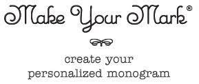 create monogram initials monogram maker and graham and graham