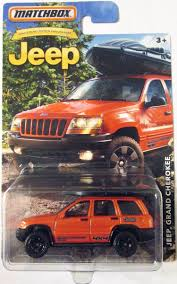 jeep matchbox matchbox 2016 jeep grand cherokee escala 1 64 bs 295 800 00