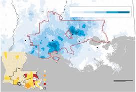 Louisiana Flood Maps government financial help for louisiana flood victims limited wsj