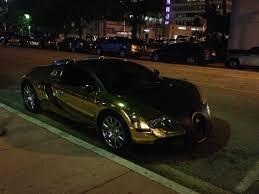 gold bugatti bugatti only in miami