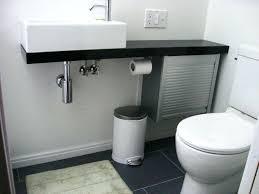 narrow bathroom sinksbathroom narrow depth bamboo vanity for sink