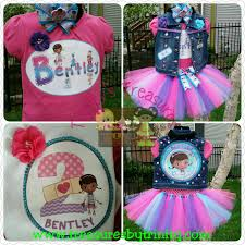 Doc Mcstuffins Home Decor Doc Mcstuffins Tutu Doc Mcstuffins Birthday Doc