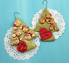 christmas family tree cookies with printable toppers u2013 glorious