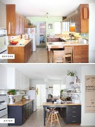 Kitchen Remodel Before And After by Best 25 Before After Ideas On Pinterest Before After Furniture