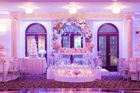 purple and white wedding kara s party ideas white wedding kara s party ideas