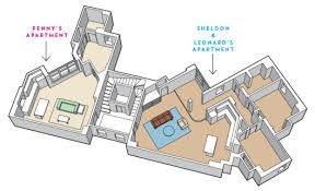 seinfeld apartment floor plan why the big bang theory is tv s no 1 show vulture