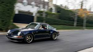 porsche old 911 meet the man who daily drives a porsche reimagined by singer