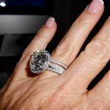 big stones rings images Large diamond rings best 25 8 carat diamond ring ideas on jpg