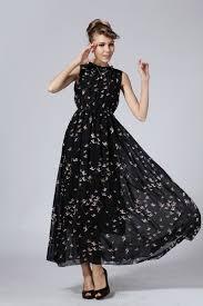 Womens Dress Vests Wholesale Items Birds Pattern Sleeveless Round Neck Ball