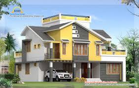 indian villa plans cool 1 bedroom indian villa elevation kerala