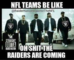 Raider Nation Memes - i m stupid am i doing this right pinterest raiders raider