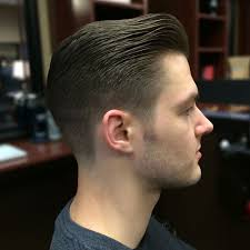 Mens Hairstyle For Long Face by Hairstyle For Wide Face Men U2013 Fade Haircut
