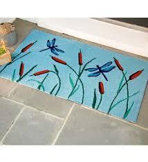 How To Clean Indoor Outdoor Rug Cleaning Indoor Outdoor Rugs 6 Indoor Outdoor Dragonfly Accent