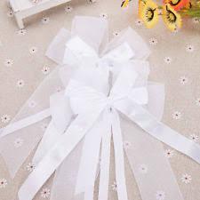 pew bows for wedding pew bows ebay