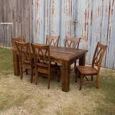 big unfinished farmhouse table u2014 farmhouse design and furniture
