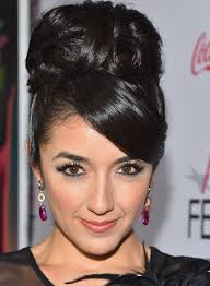 updo hairstyles with big twist 50 quick and easy hairstyles for girls