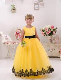 pageant dresses for yellow girl pageant dress for wedding toddler gown on luulla