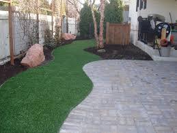 boise landscape company artificial turf installation