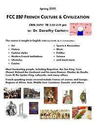 Canada French Speaking Map by Fcc 220 French Culture And Civilization Offered In Spring 2015