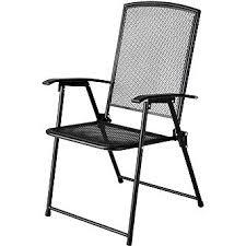 garden oasis wrought iron folding chair sears