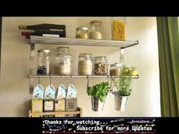 kitchen wall shelves ideas kitchen wall shelving ideas