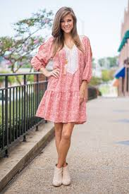 Shabby Chic Boutique Clothing by Shabby Chic Dress Mauve The Mint Julep Boutique