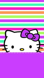 wallpaper hello kitty violet pin by screen love on hello kitty pinterest