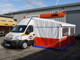 trials motocross news iveco dailey 3 0 u002708 awning trials and motocross news