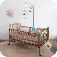 chambre bébé vintage lit b vintage chambre bebe jolis momes with 7 mobilier