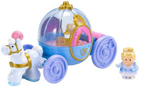 cinderella s coach fisher price disney princess