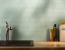 Easy Backsplash Tile aspect backsplash 3x6 glass tile in morning dew easy backsplash