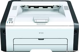 amazon in buy ricoh sp 210 monochrome laser printer online at low
