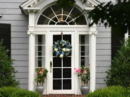 Glass Exterior Door Thinking About A Glass Front Door Read This Diy