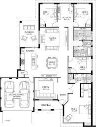 house plans one level inspiring 3 level house plans images ideas house design