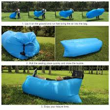 Sofa Beds With Air Mattress by Car Portable Inflatable Bag Sofa Bed Outdoor Travel Bed Sofa