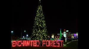 Festival Of Lights Peoria Il Folepi U0027s Enchanted Forest Lights Up East Peoria Ciproud