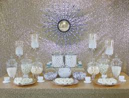 how to make a buffet table the look for less how to make that great candy buffet yourself
