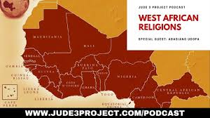 Africa Religion Map by West African Religions Abasiano Udofa Youtube