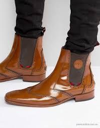 new products ferk17665 tan jeffery west scarface leather