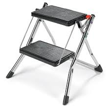 Fold Up Step Ladder by Metal Step Stool These Step Stools Were Made By Morton Mfg Co In