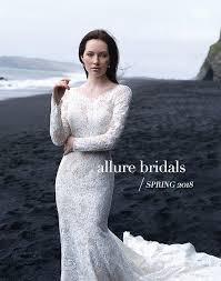 Wedding Dress Trend 2018 2018 Wedding Dress Trends From Allure Bridals Snippet U0026 Ink