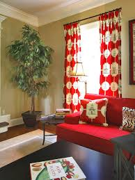 wall color with red couch houzz