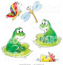 bugs clipart frog pencil and in color bugs clipart frog