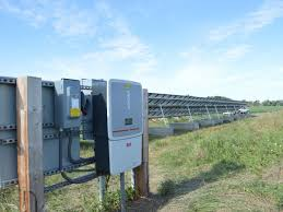 Electrical Service Pedestal Roundup Mt Solar Power Pheasant Farms Onsite Energy