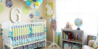 Nursery Room Decoration Ideas Welcome Your New Born Child With Wonderful Baby Room Décor