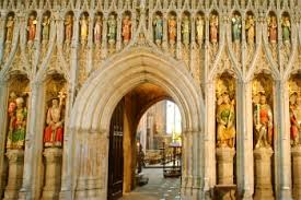 Medieval Cathedral Floor Plan Medieval Cathedrals In England A Z Guide
