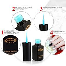 aliexpress com buy perfect summer uv gel nail polish gel liner
