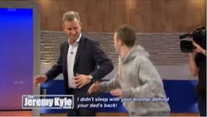 Slut Memes - jeremy kyle performs a slut drop in video and viewers find it
