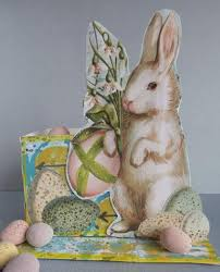 my easter bunny easter bunny table decoration tangie baxter co